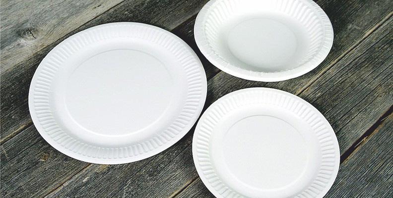 тарелки белые группа